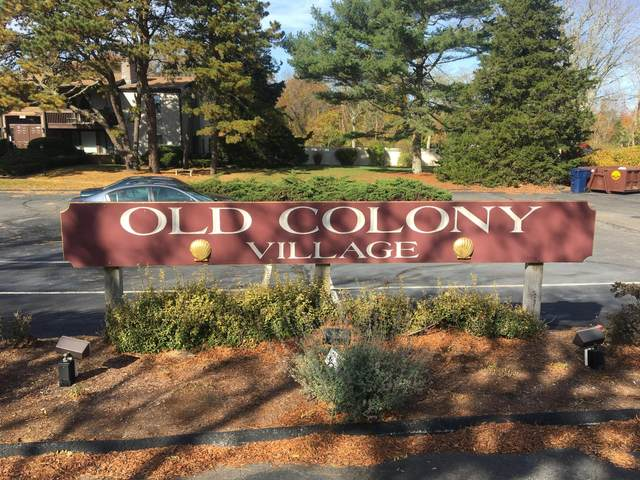 42 Old Colony Way #15, Orleans, MA 02653 (MLS #22008156) :: Rand Atlantic, Inc.
