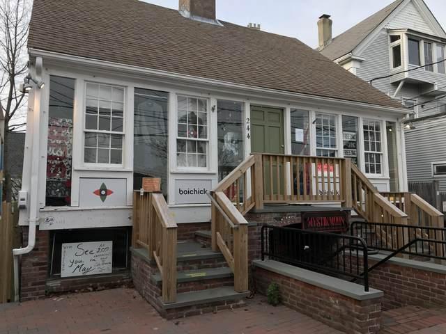 244 Commercial Street, Provincetown, MA 02657 (MLS #22008191) :: Rand Atlantic, Inc.