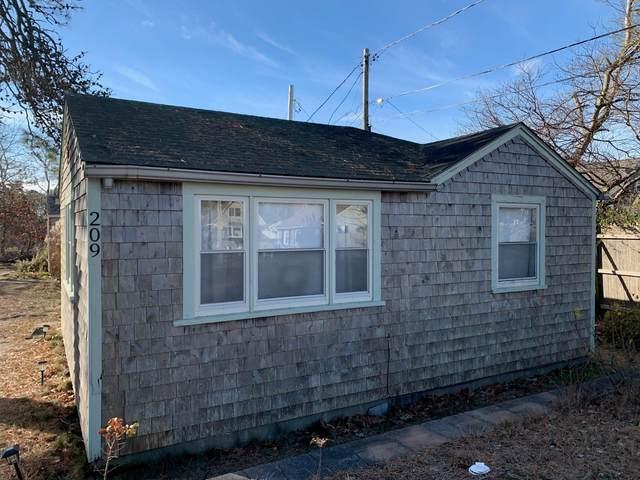 209 Lower County Road, Dennis Port, MA 02639 (MLS #22008261) :: Rand Atlantic, Inc.