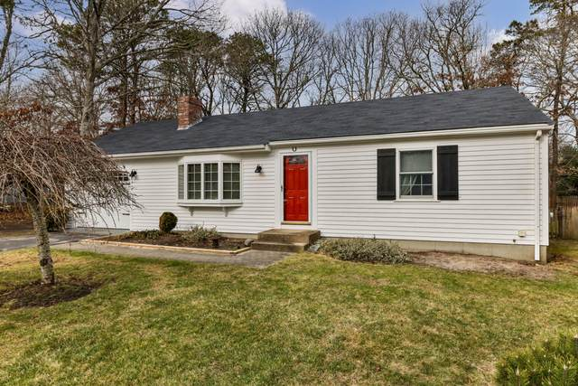 66 Swift Brook Road, South Yarmouth, MA 02664 (MLS #22100030) :: Rand Atlantic, Inc.