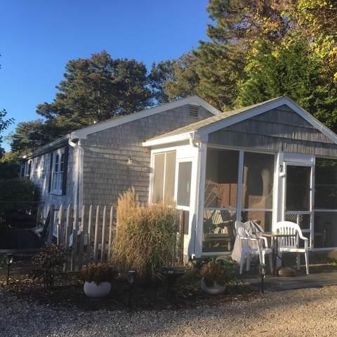 82 Shore Road #7, North Truro, MA 02652 (MLS #22100040) :: Rand Atlantic, Inc.