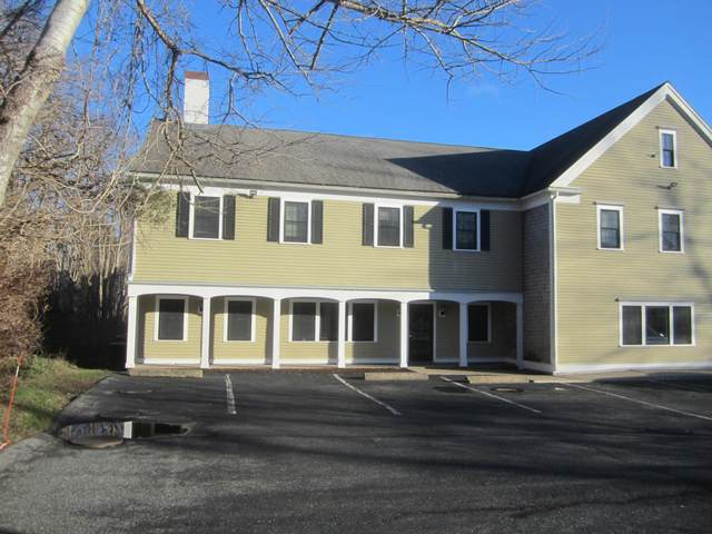 86 Willow Street Unit 1, Yarmouth Port, MA 02675 (MLS #22100125) :: Rand Atlantic, Inc.