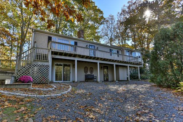 65 Brick Hill Road, Orleans, MA 02653 (MLS #22100145) :: Leighton Realty