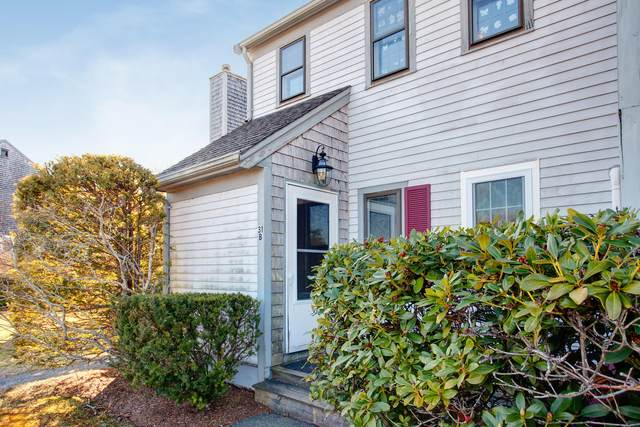 31 Woodview Drive B, Falmouth, MA 02540 (MLS #22100177) :: Leighton Realty