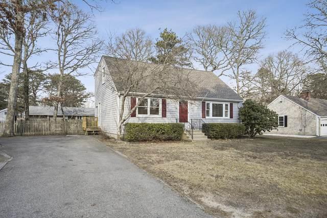 38 Thorwald Drive, South Dennis, MA 02660 (MLS #22100189) :: Rand Atlantic, Inc.