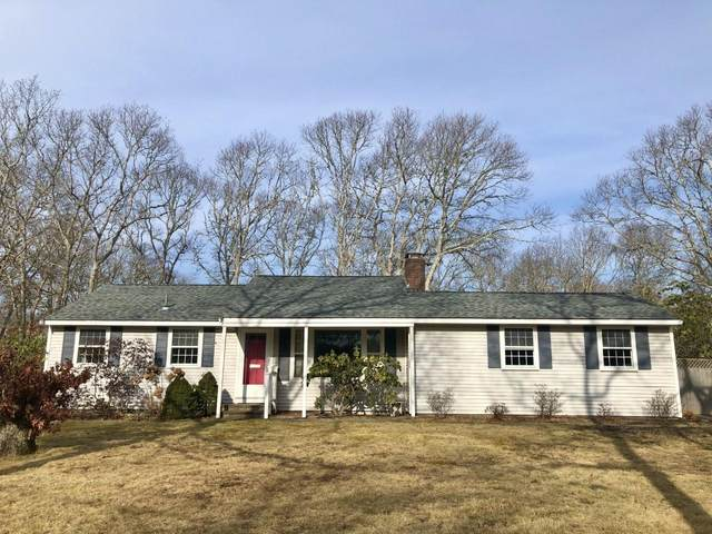 476 Shorewood Drive, East Falmouth, MA 02536 (MLS #22100194) :: Leighton Realty