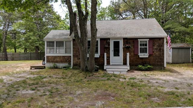 14 Bunny Circle, West Yarmouth, MA 02673 (MLS #22100209) :: Leighton Realty