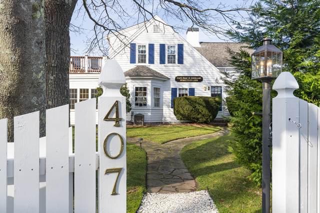 407 Old Harbor Road, Chatham, MA 02633 (MLS #22100214) :: Rand Atlantic, Inc.