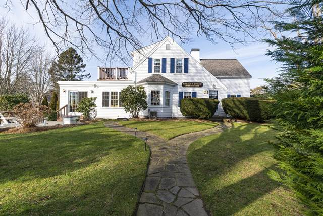 407 Old Harbor Road, Chatham, MA 02633 (MLS #22100215) :: Rand Atlantic, Inc.