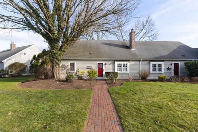 1239 Main Street #17, Chatham, MA 02633 (MLS #22100217) :: Rand Atlantic, Inc.