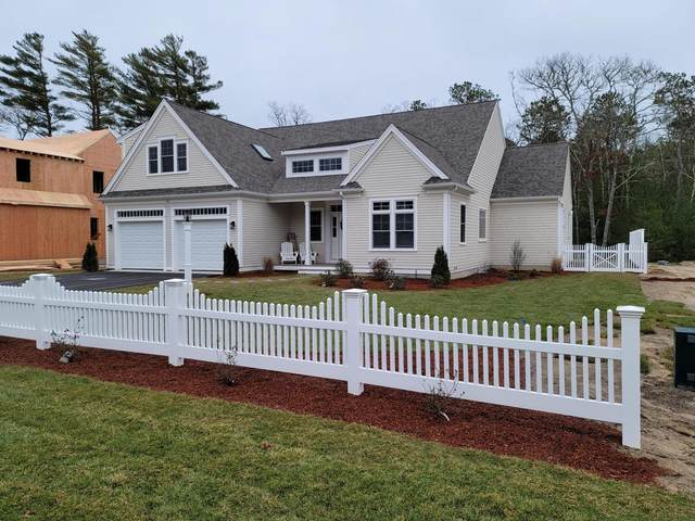 76 Blue Castle Drive, Mashpee, MA 02649 (MLS #22100219) :: Rand Atlantic, Inc.