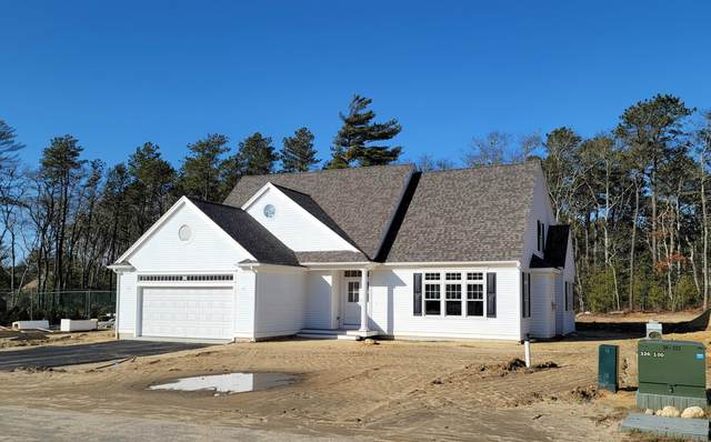 61 Blue Castle Drive, Mashpee, MA 02649 (MLS #22100230) :: Rand Atlantic, Inc.