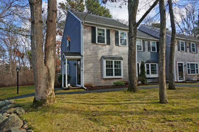 107 Woodview Drive, Brewster, MA 02631 (MLS #22100234) :: Leighton Realty