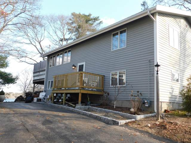 418 Pinecrest Beach Drive, East Falmouth, MA 02536 (MLS #22100237) :: Rand Atlantic, Inc.