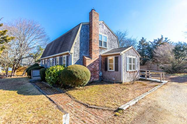 15 Squibnockett Drive, East Falmouth, MA 02536 (MLS #22100266) :: Leighton Realty