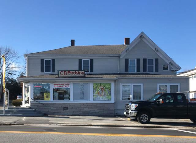 278 Teaticket Highway, East Falmouth, MA 02536 (MLS #22100304) :: Rand Atlantic, Inc.