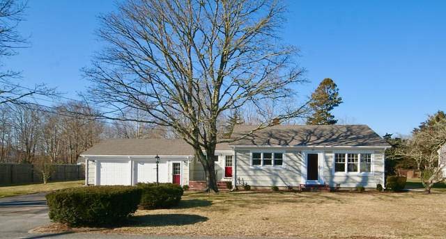 20 Old Barnstable Road, East Falmouth, MA 02536 (MLS #22100311) :: Rand Atlantic, Inc.
