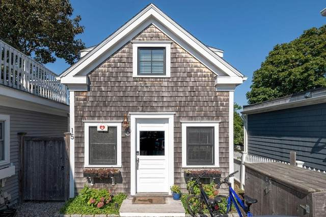 15 Conant Street U3, Provincetown, MA 02657 (MLS #22100317) :: Rand Atlantic, Inc.