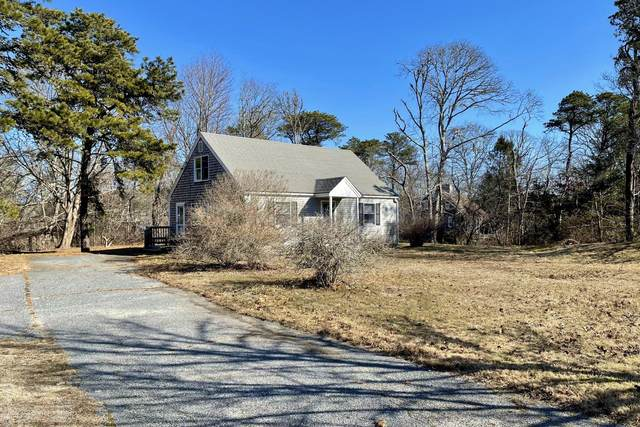 1284 Old Queen Anne Road, Chatham, MA 02633 (MLS #22100541) :: Rand Atlantic, Inc.