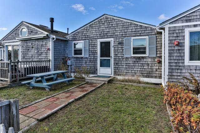 963 Commercial Street U7, Provincetown, MA 02657 (MLS #22100672) :: Cape Cod and Islands Beach Properties