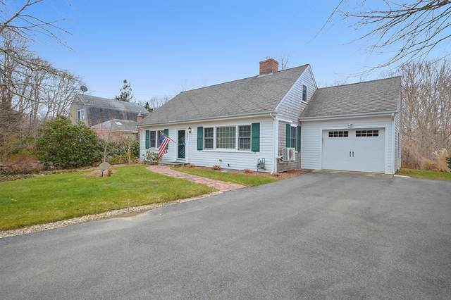 351 Woods Hole Road, Woods Hole, MA 02543 (MLS #22100690) :: Cape Cod and Islands Beach Properties