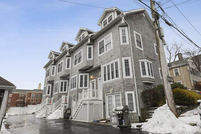 17 Bradford Street #2, Plymouth, MA 02360 (MLS #22100793) :: EXIT Cape Realty