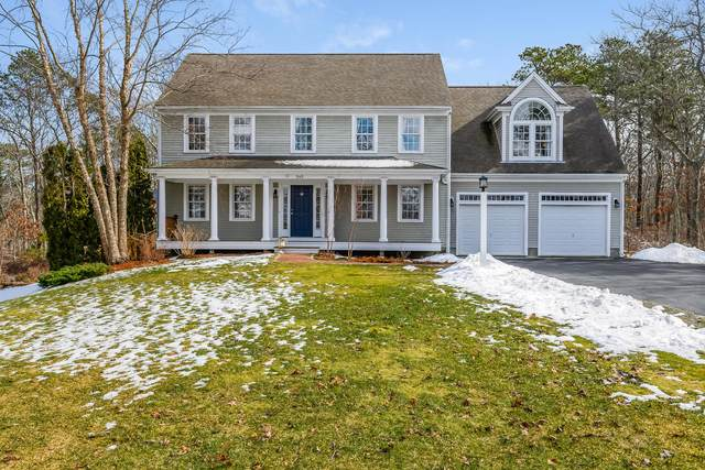 348 Quaker Meetinghouse Road, East Sandwich, MA 02537 (MLS #22100806) :: Leighton Realty
