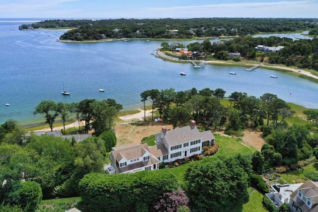 811 Fox Hill Road, Chatham, MA 02633 (MLS #22100827) :: Rand Atlantic, Inc.