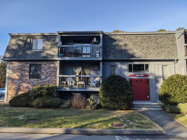 432 Old Chatham Road #503, East Dennis, MA 02641 (MLS #22100838) :: Kinlin Grover Real Estate