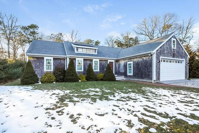 11 Perch Pond Way, Yarmouth Port, MA 02675 (MLS #22100845) :: EXIT Cape Realty