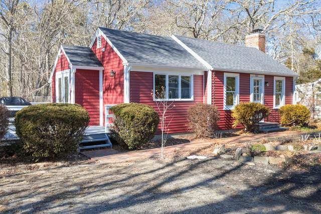 600 Quaker Road, North Falmouth, MA 02556 (MLS #22100882) :: Cape Cod and Islands Beach Properties