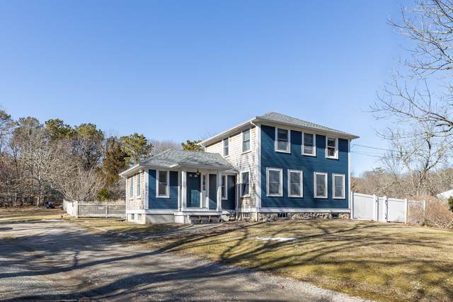 1009 Old Falmouth Road, Marstons Mills, MA 02648 (MLS #22100888) :: EXIT Cape Realty