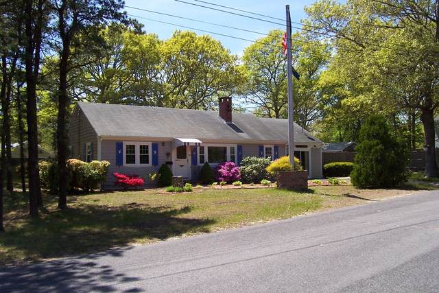 66 Sibley Drive, West Yarmouth, MA 02673 (MLS #22100893) :: EXIT Cape Realty