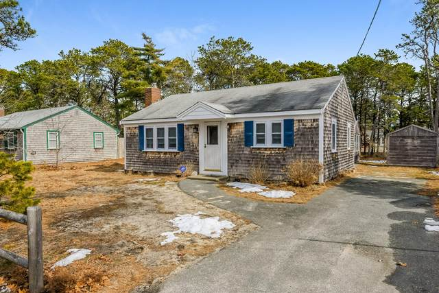 28 Lawrence Road, Dennis Port, MA 02639 (MLS #22100896) :: Cape Cod and Islands Beach Properties
