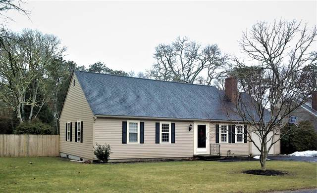43 Whidah Drive, East Harwich, MA 02645 (MLS #22100913) :: EXIT Cape Realty
