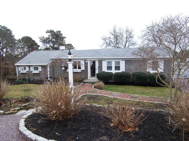 106 Mayflower Terrace, South Yarmouth, MA 02664 (MLS #22100929) :: EXIT Cape Realty