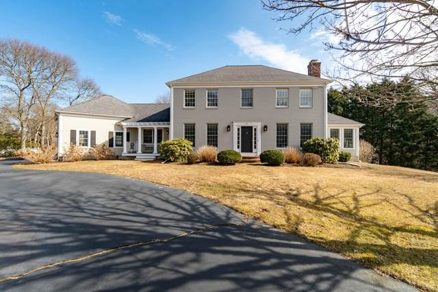 26 Evelyn Circle, Centerville, MA 02632 (MLS #22100982) :: Rand Atlantic, Inc.