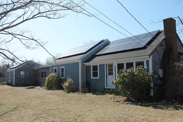 945 State Highway, Eastham, MA 02642 (MLS #22101302) :: Rand Atlantic, Inc.
