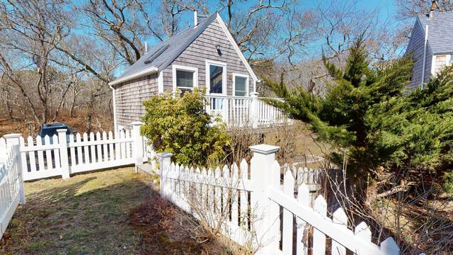 2 Mayflower Avenue U3, Provincetown, MA 02657 (MLS #22101590) :: Leighton Realty