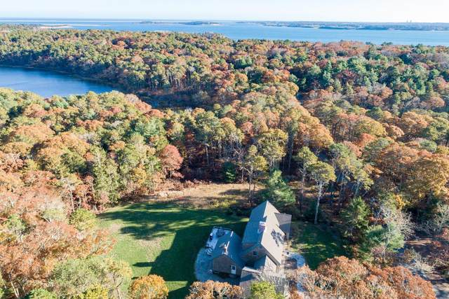 66 Lake Drive, Orleans, MA 02653 (MLS #22101637) :: Leighton Realty