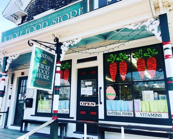 46 Main Street, Orleans, MA 02653 (MLS #22101644) :: Leighton Realty