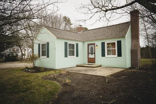 26 Pondview Avenue, West Yarmouth, MA 02673 (MLS #22101646) :: Leighton Realty
