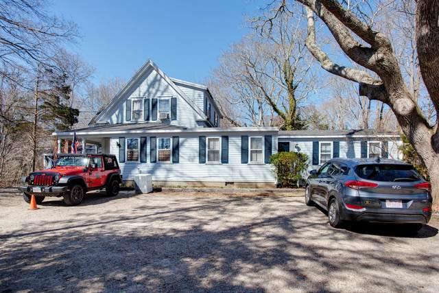 251 Woods Hole Road, Woods Hole, MA 02543 (MLS #22101685) :: Rand Atlantic, Inc.