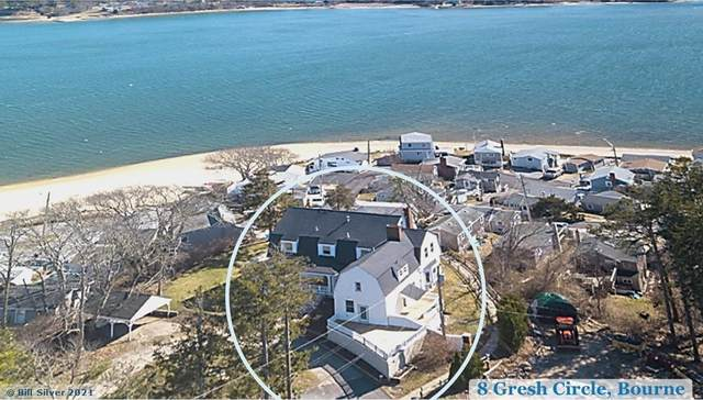8-E Gresh Circle E, Buzzards Bay, MA 02532 (MLS #22101706) :: Rand Atlantic, Inc.