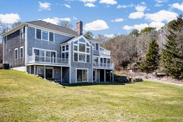 40 Toms Hollow Lane, Orleans, MA 02653 (MLS #22101707) :: Rand Atlantic, Inc.