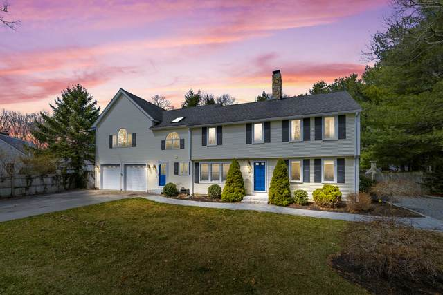 32 Sturbridge Drive, Osterville, MA 02655 (MLS #22101718) :: Leighton Realty
