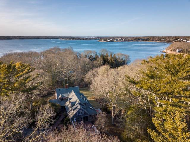 10 Scotch House Cove Road, Cataumet, MA 02534 (MLS #22101779) :: Rand Atlantic, Inc.