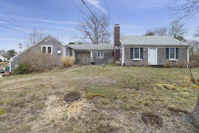 933 & 935 West Yarmouth Road, Yarmouth Port, MA 02675 (MLS #22101794) :: Leighton Realty