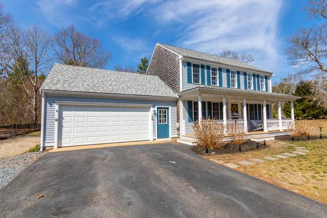10 Trout Farm Way, West Wareham, MA 02576 (MLS #22101818) :: Leighton Realty
