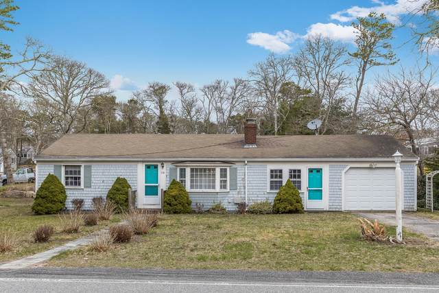 116 Long Road, Harwich, MA 02645 (MLS #22101920) :: EXIT Cape Realty